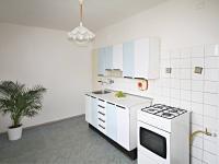 Kuchyně (Prodej bytu 2+1 v osobním vlastnictví 60 m², České Budějovice)