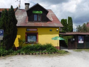 přední pohled - Prodej domu v osobním vlastnictví 180 m², Dolní Dvořiště