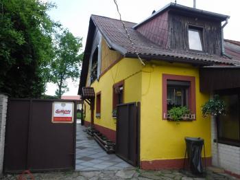 zadní pohled - Prodej domu v osobním vlastnictví 180 m², Dolní Dvořiště