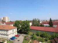 výhled (Prodej bytu 2+kk v osobním vlastnictví 49 m², České Budějovice)