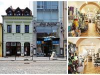 Pronájem obchodních prostor 125 m², České Budějovice