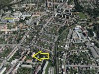 umístění domu ve městě (Prodej bytu 2+1 v osobním vlastnictví 55 m², České Budějovice)