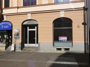 Pronájem obchodních prostor 175 m², České Budějovice