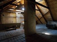 půda (Prodej domu v osobním vlastnictví 124 m², České Budějovice)