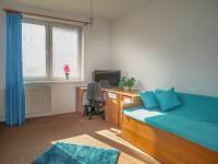 pokoj (Prodej bytu 2+1 v osobním vlastnictví 41 m², České Budějovice)
