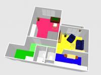 Prodej bytu 2+1 v osobním vlastnictví 41 m², České Budějovice