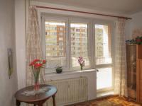obývací pokoj (Prodej bytu 2+1 v osobním vlastnictví 41 m², České Budějovice)
