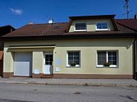 Přední strana domu - Prodej domu v osobním vlastnictví 235 m², Dobrá Voda u Českých Budějovic