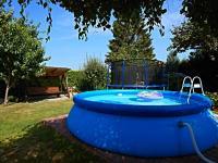Zahrada - Prodej domu v osobním vlastnictví 235 m², Dobrá Voda u Českých Budějovic