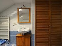 Koupelna v podkroví - Prodej domu v osobním vlastnictví 235 m², Dobrá Voda u Českých Budějovic