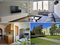 Prodej bytu 3+1 v družstevním vlastnictví 75 m², Borovany