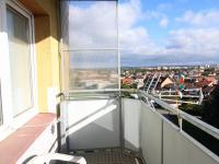 balkon (Pronájem bytu 3+1 v družstevním vlastnictví 67 m², České Budějovice)