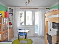 pokoj 2 + lodžie (Prodej bytu 3+1 v osobním vlastnictví 66 m², České Budějovice)