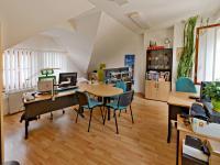 zadní trakt kancelář - Prodej domu v osobním vlastnictví 450 m², Třeboň