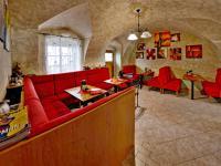 kavárna zadní část - Prodej domu v osobním vlastnictví 450 m², Třeboň
