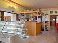 kavárna - Prodej domu v osobním vlastnictví 450 m², Třeboň