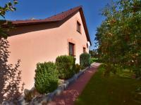 východní strana domu (Prodej domu v osobním vlastnictví 140 m², Nové Hrady)