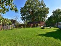 zahrada (Prodej domu v osobním vlastnictví 140 m², Nové Hrady)