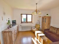 Přízemí - obývák (Prodej domu v osobním vlastnictví 157 m², Horní Stropnice)