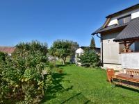 Zahrada (Prodej domu v osobním vlastnictví 157 m², Horní Stropnice)