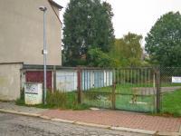 garáž vjezd z ulice (Prodej garáže 18 m², České Budějovice)