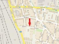 mapa (Prodej garáže 18 m², České Budějovice)