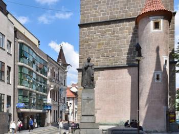 Pronájem obchodních prostor 185 m², České Budějovice