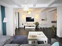 obývací pokoj - Prodej domu v osobním vlastnictví 240 m², Hluboká nad Vltavou