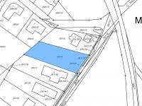 Prodej pozemku 1019 m², Dubičné