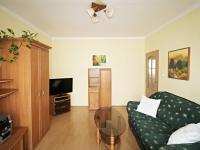 obývací pokoj (Prodej bytu 2+1 v družstevním vlastnictví 50 m², České Budějovice)