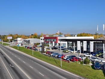 Pohled objekt Metropole - Pronájem kancelářských prostor 87 m², České Budějovice