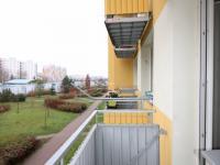 balkon - Prodej bytu 2+kk v družstevním vlastnictví 42 m², České Budějovice