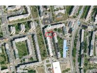 umístění - Prodej bytu 2+kk v družstevním vlastnictví 42 m², České Budějovice