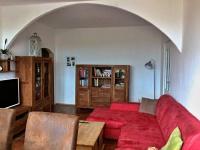 obývací pokoj - Prodej bytu 3+1 v osobním vlastnictví 77 m², Kaplice