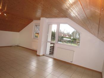 pokoj 6 s balkónem - Pronájem domu v osobním vlastnictví 181 m², Hlincová Hora