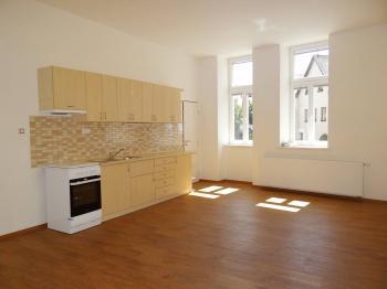 pokoj s kuchyňským koutem - Pronájem bytu 3+kk v osobním vlastnictví 80 m², České Budějovice