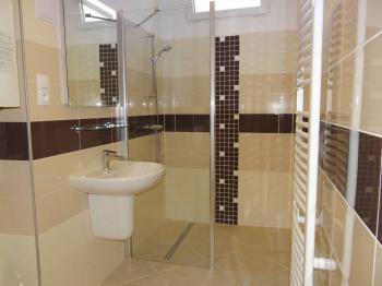 koupelna - Pronájem bytu 3+kk v osobním vlastnictví 80 m², České Budějovice