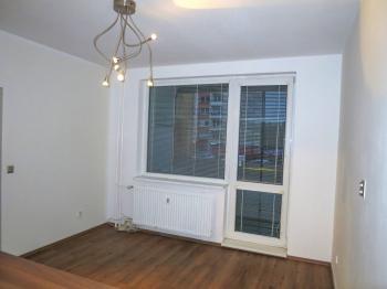 pokoj s kuchyní a lodžií - Pronájem bytu 2+kk v družstevním vlastnictví 50 m², České Budějovice