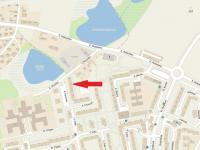 mapa - Pronájem bytu 2+kk v družstevním vlastnictví 50 m², České Budějovice