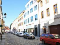 Široká ulice - Pronájem obchodních prostor 185 m², České Budějovice