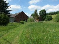 stodola se zahradou - Prodej zemědělského objektu 363 m², Albrechtice
