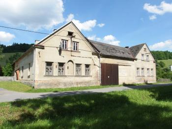 statek - Prodej zemědělského objektu 363 m², Albrechtice
