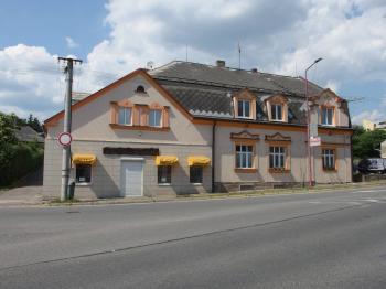 Komerční objekt/Nájemní dům - Prodej nájemního domu 706 m², Lanškroun