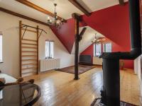 obývací pokoj - Prodej domu v osobním vlastnictví 125 m², Rychnov nad Kněžnou