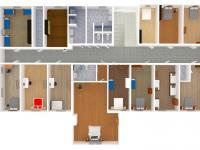 1. patro (Prodej penzionu 1300 m², Benecko)