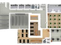 Přízemí (Prodej penzionu 1300 m², Benecko)