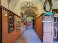 vchodová část (Prodej penzionu 1400 m², Dolní Lánov)