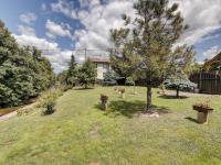 pohled ze zahrady (Prodej penzionu 1400 m², Dolní Lánov)