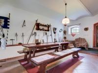 salónek (Prodej penzionu 1400 m², Dolní Lánov)