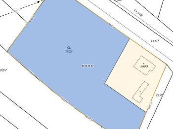 stavební pozemky s domem - Prodej pozemku 6139 m², Kostelec nad Orlicí